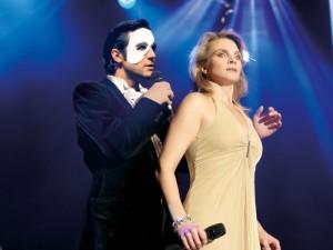 Szene Phantom der Oper