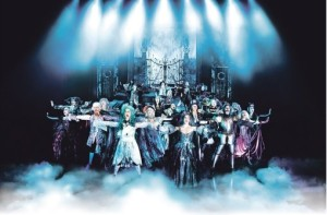 Ensemble Tanz der Vampire