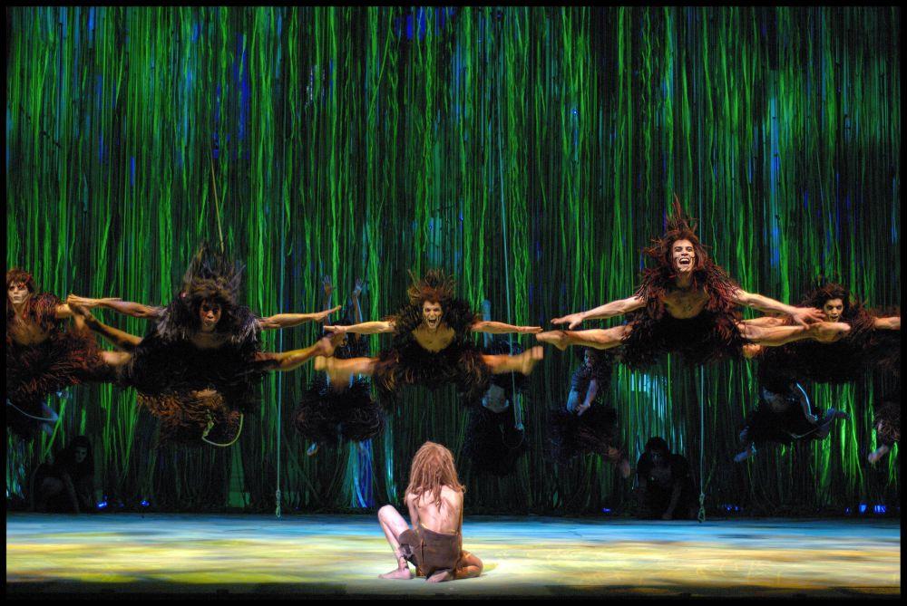 Tarzan Kinderdarsteller
