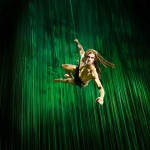 Tarzan an der Liane