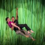 Miriam Pielhau zu Gast in TARZANS Dschungel