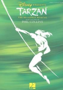 Tarzan Songbuch
