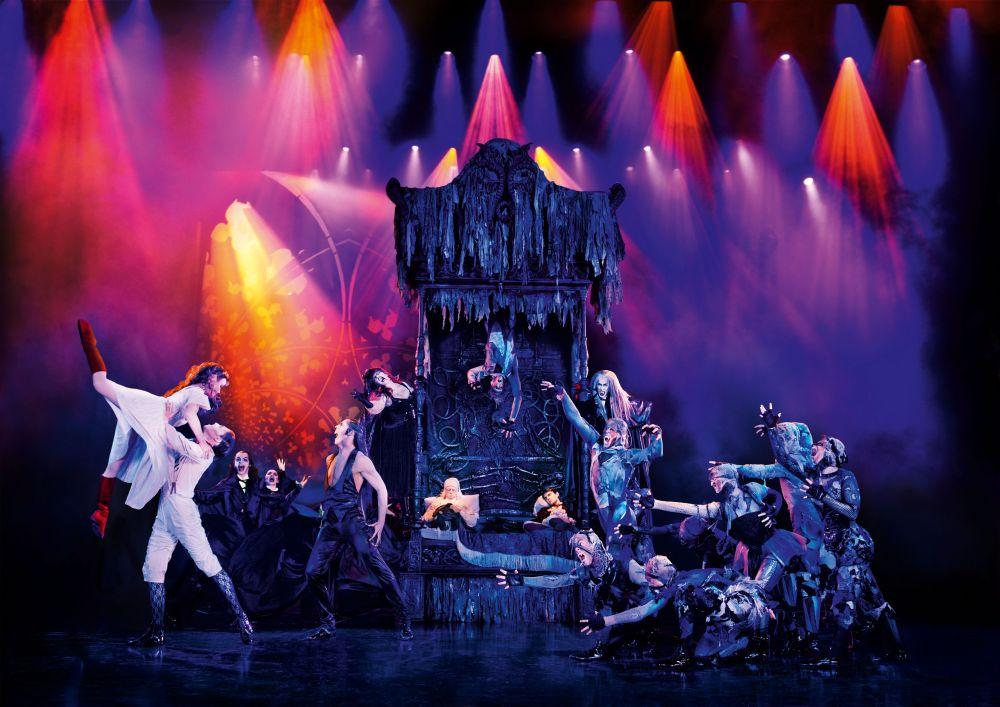 Tanz der Vampire Alptraum