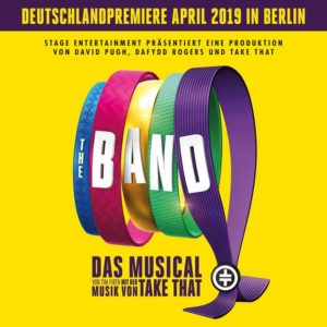 The Band Musical Logo