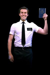 THE BOOK OF MORMON Elder Price (Kevin Clay)