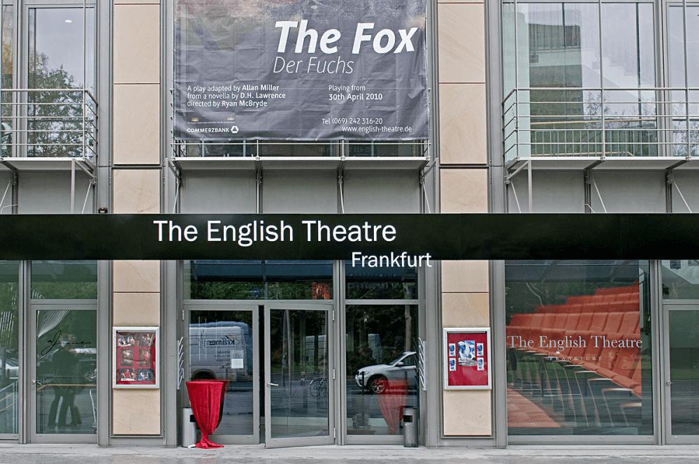English Theatre Frankfurt