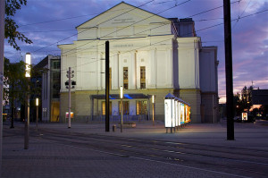Theater Magdeburg Opernhaus