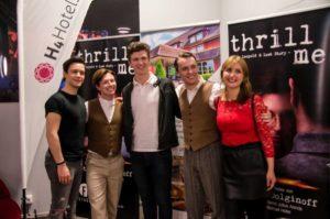 Timm Moritz Marquardt bei Thrill Me