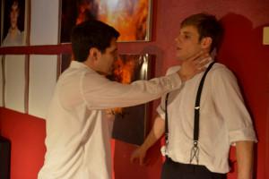 Richard droht Nathan