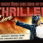 Thriller Live Keyvisual
