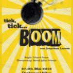 OFFstage Wien zeigt TICK, TICK… BOOM