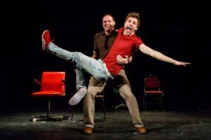 Jeff und Hunter aus Titel der Show