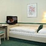 TOP CityLine Hotel Essener Hof Dreibettzimmer