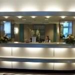 TOP CityLine Hotel Essener Hof Lobby