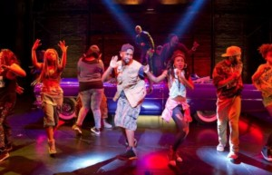 "Broadway – Musical ""Holler If Ya Hear Me"""