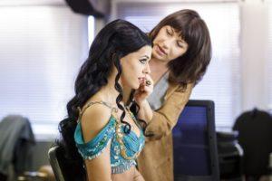 Vanessa Mai als Jasmin bei Aladdin