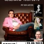 Pascal Vogt: GEGENWIND-Tour macht Halt in Essen