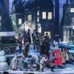 Der Geist der Weihnacht weht durch's Oberhausener Theaterzelt