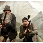 Der Watzmann ruft Jagd
