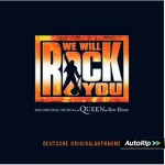 We Will Rock You CD deutsch