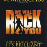 We Will Rock You Songbuch