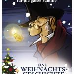 """Dickens """"Eine Weihnachtsgeschichte"""" in der Komödie Hamburg"""