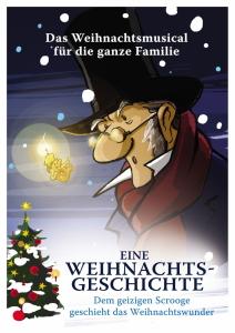 """Illustration """"Eine Weihnachtsgeschichte"""""""