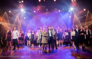 Die große Weihnachtsshow 2019 Ensemble