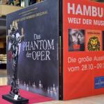 Stage Entertainment – Große Ausstellung über Welt der Musicals