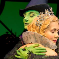 Wicked UK International Tour