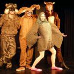 WILDES BERLIN: Das tierische Hauptstadtmusical stellt sich vor