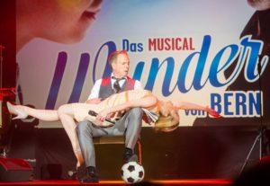 Das Wunder von Bern bei der Musical and Wine Gala