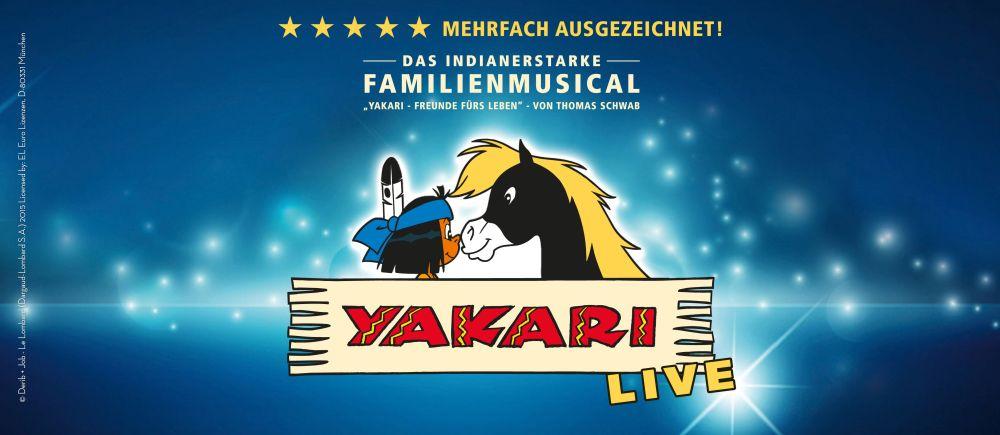 Yakari - Das Familienmusical