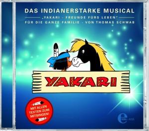 Yakari CD