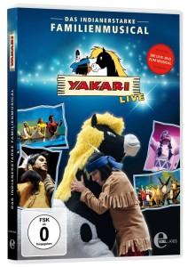 Yakari DVD