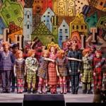 Der Zauberer von Oz Kinderchor